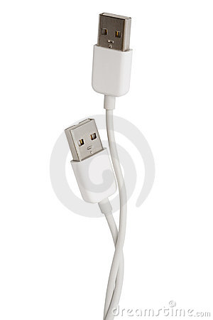 Free New Plug Usb Royalty Free Stock Photography - 4960397