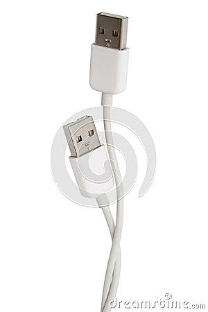 Free New Plug Usb Royalty Free Stock Photography - 4960397