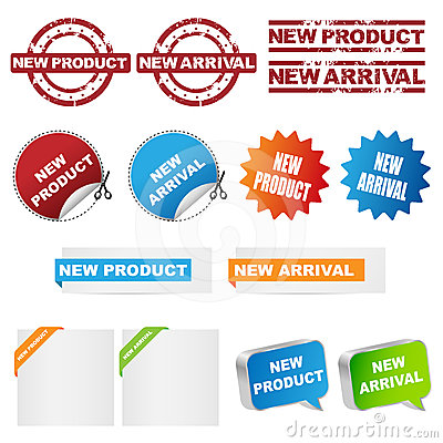 Free New Product Stock Image - 24466891