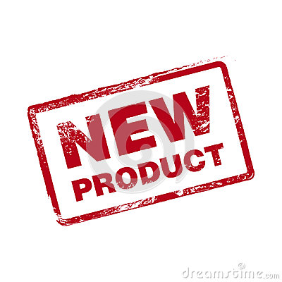 Free New Product Vector Stamp Royalty Free Stock Photo - 35730435