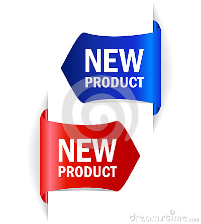 Free New Product Vector Tags Stock Photo - 30402940