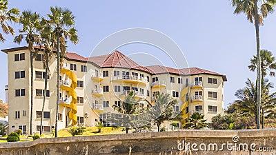 New resorts building
