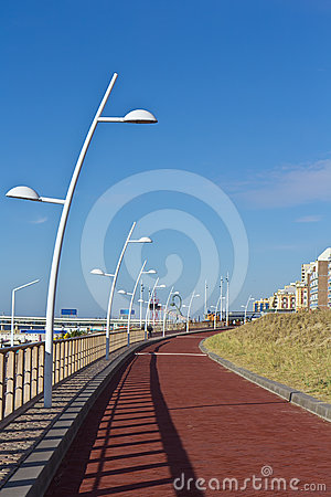 New Scheveningen Beach Seashore