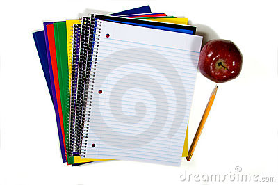 New school supplies