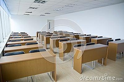 New schoolroom