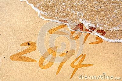 New season on the beach