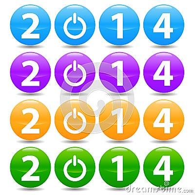 New 2014 set