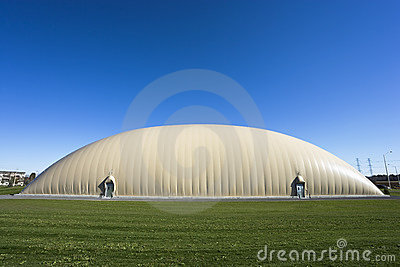 New Sports Dome