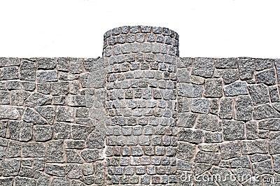 New  stone fence