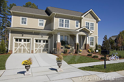 New suburban house for sale