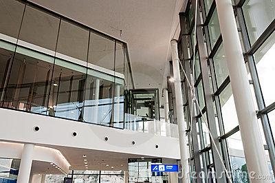 New Terminal Lobby
