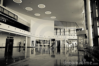 New Terminal Lobby Editorial Image