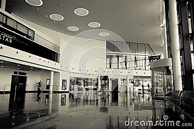New Terminal Lobby Editorial Image