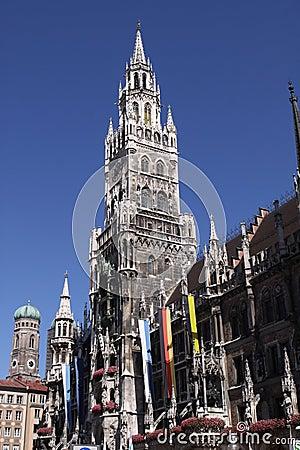 New Town Hall - Munich