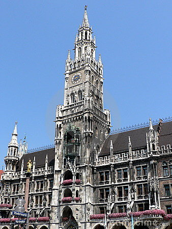 New Town Hall - Munich