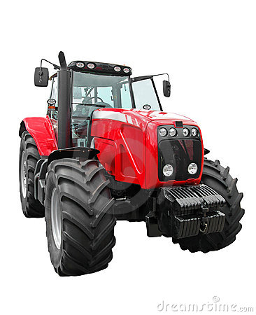 Free New Tractor Stock Photo - 2789360