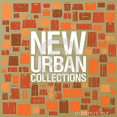 New urban collections design template.