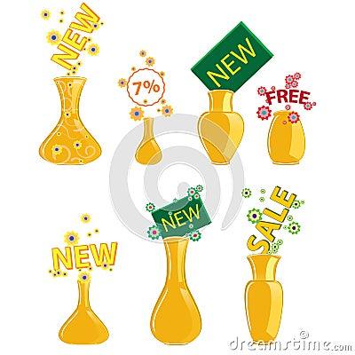 New vase icon