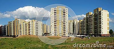 The new Vilnius city