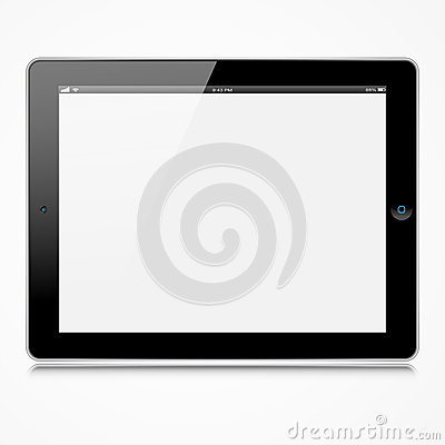The new wide tablet