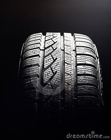 Free New Winter Tire Stock Images - 7203264