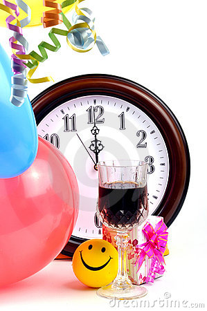 Free New Year Royalty Free Stock Image - 10738786