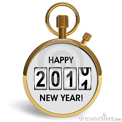 New Year 2011 congratulation