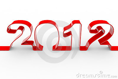 New year 2012.