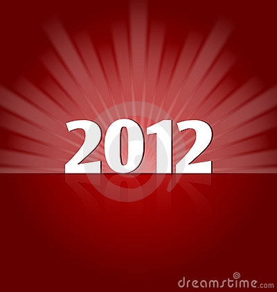 New Year 2012 on the Stage