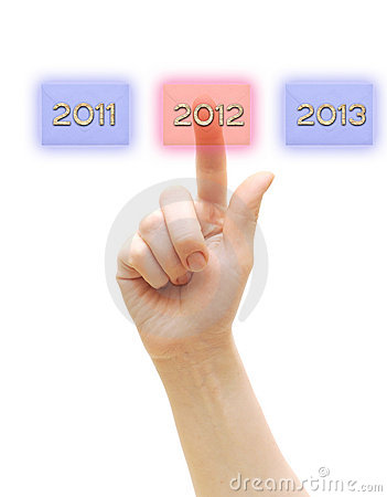 New year 2012 and the years ahead