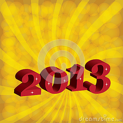 New year 2013.