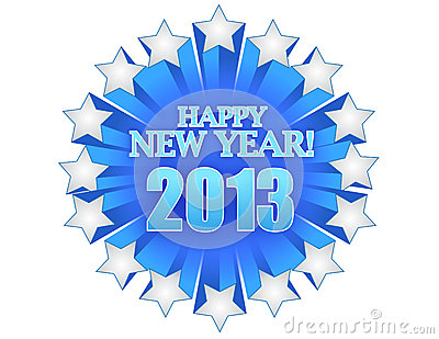 New Year 2013 Stock Photo - Image: 28083420