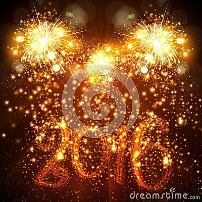 Free New Year 2016 Stock Photos - 61699273