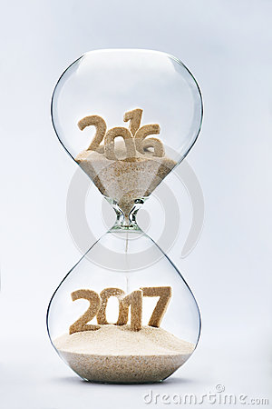 Free New Year 2017 Royalty Free Stock Photography - 59548447