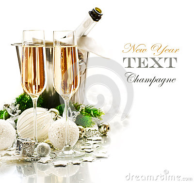 Free New Year And Christmas Celebration Stock Photography - 27874982