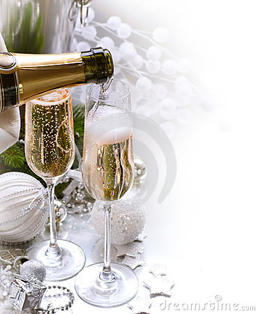 Free New Year Celebration Royalty Free Stock Photo - 22419885