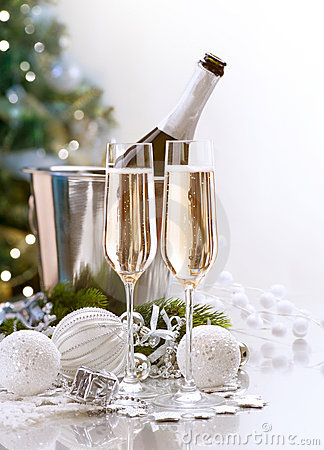 Free New Year Celebration Royalty Free Stock Photography - 22472937