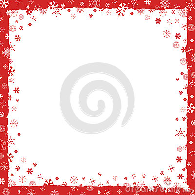 Free New Year (Christmas) Background With Border Stock Photos - 27361973