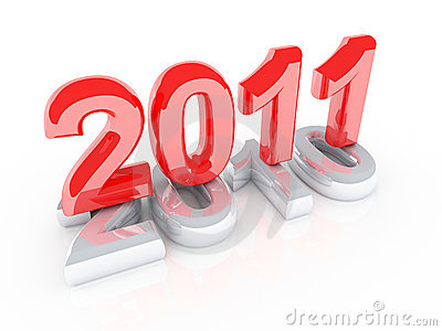 New year coming