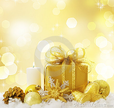 Free New Year Decoration Stock Images - 12239864
