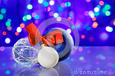 New Year decoration ball toys