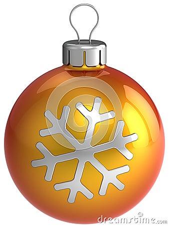 New year decoration. Christmas ball (Hi-Res)