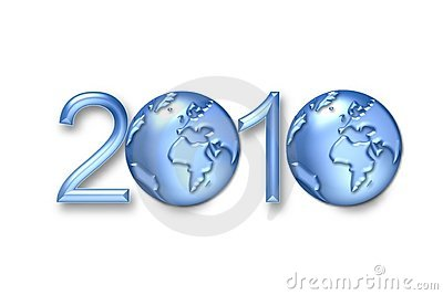 New year earth