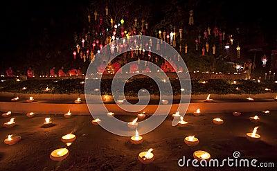Buddhist New Year 01  New year festival