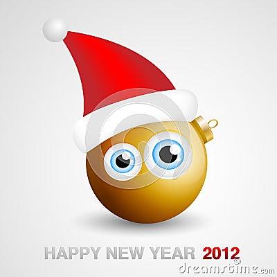 New Year Mascot