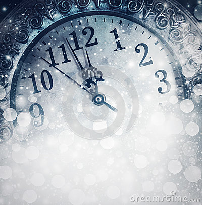 Free New Year S At Midnight Royalty Free Stock Photography - 80678887