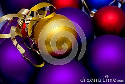 New Year s balls