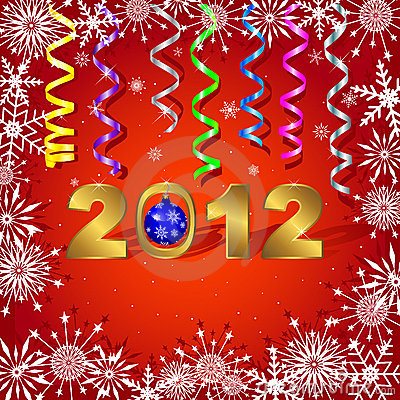 New Year s card.