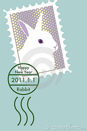 A New Year s card image