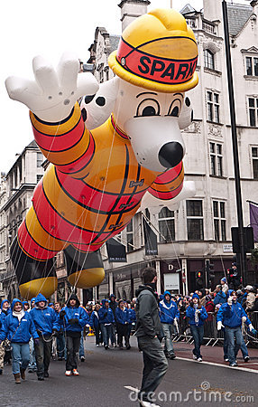 New Year s Day Parade London. Editorial Image